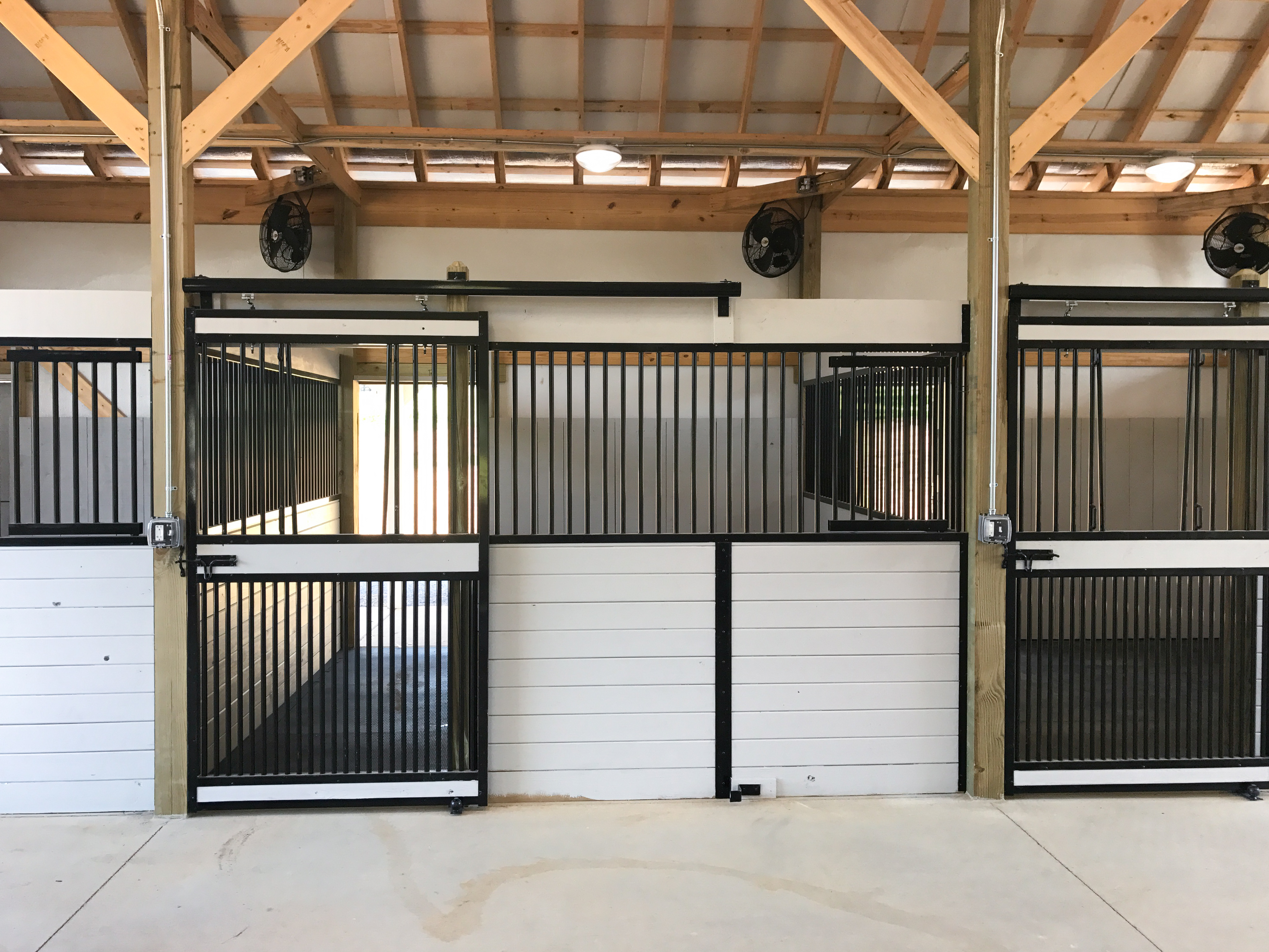Barn Fans And Safety Your Horse Farm