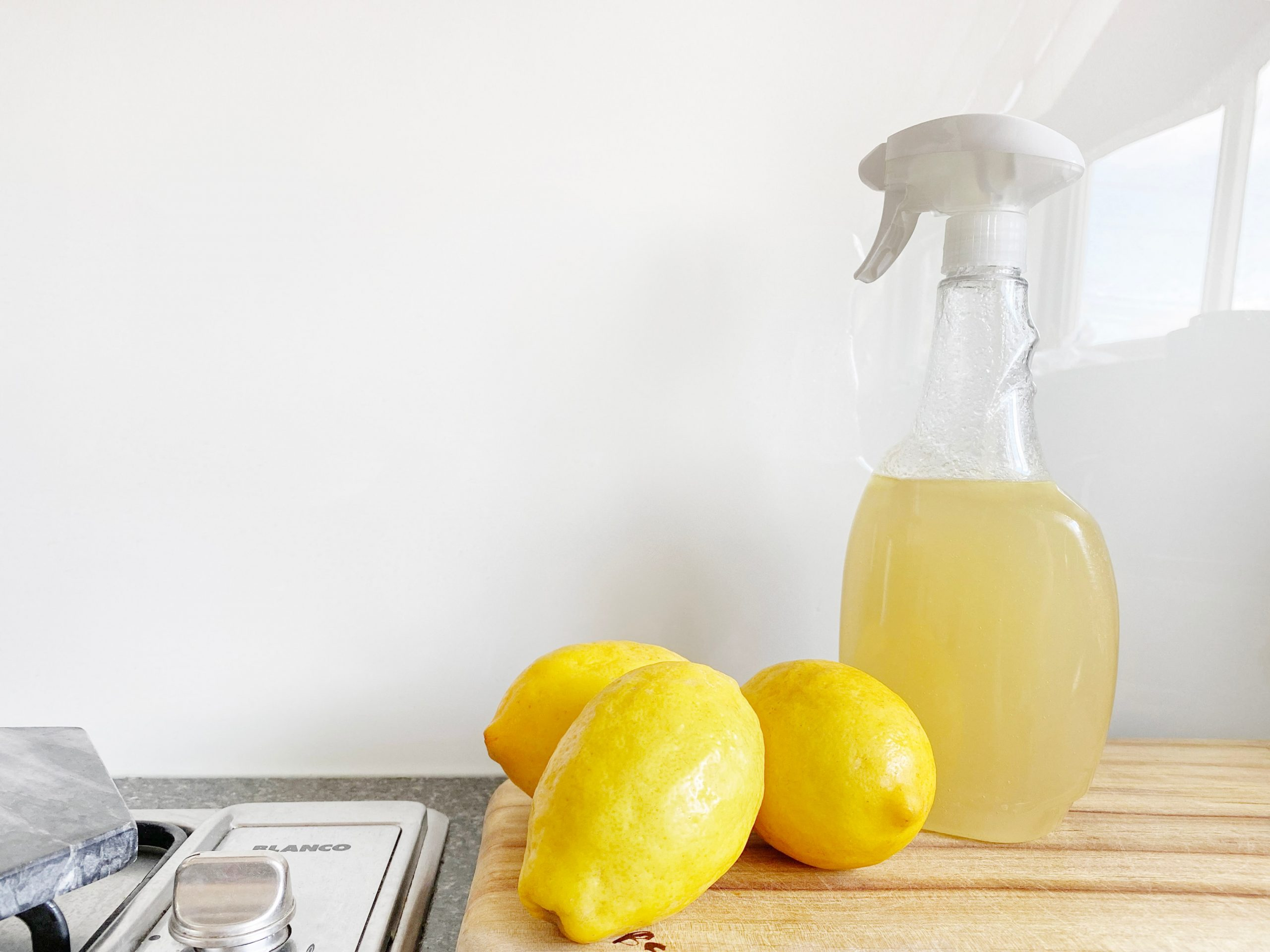 DIY Citrus Spray for Insects