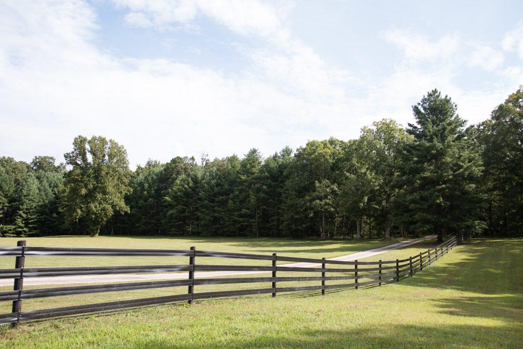 Installer built fence