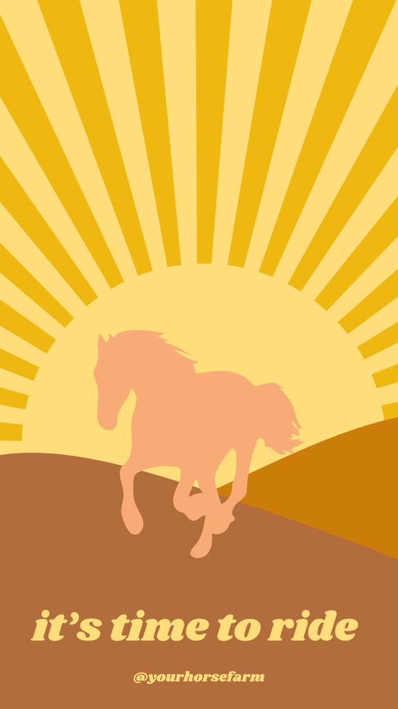 Horse Wallpaper #4